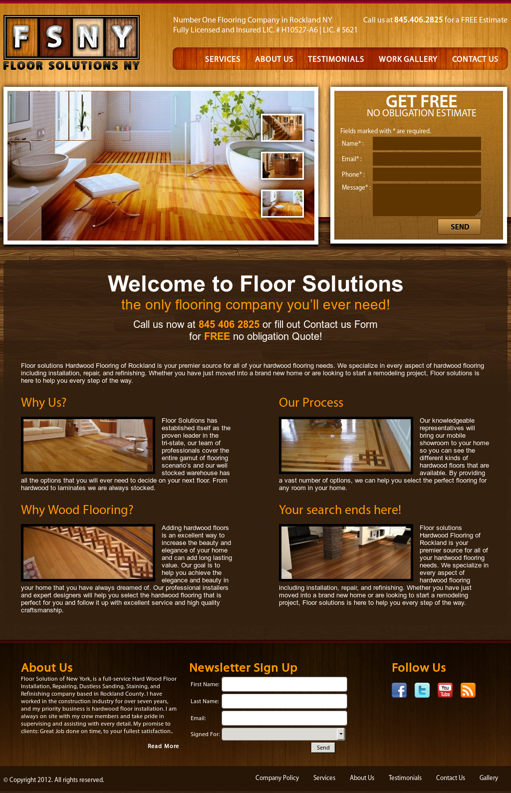 Floor Solutions Ny Competitors Revenue And Employees Owler