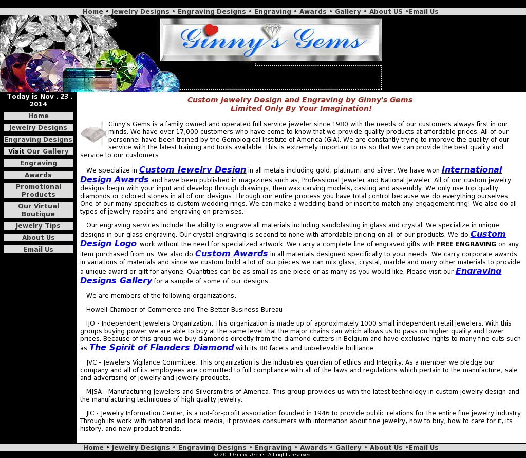 Ginny's Gems Competitors, Revenue and Employees - Owler