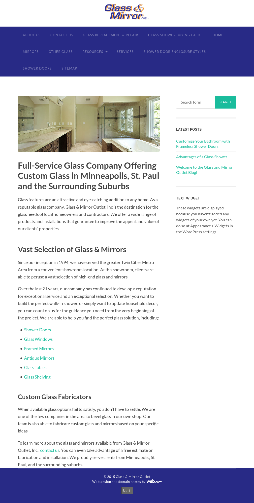 Glass Mirror Outlet Competitors Revenue And Employees Owler