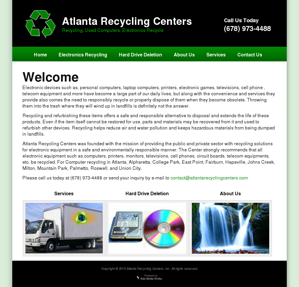 Roswell Recycling Center >> Atlanta Recycling Centers Competitors Revenue And Employees