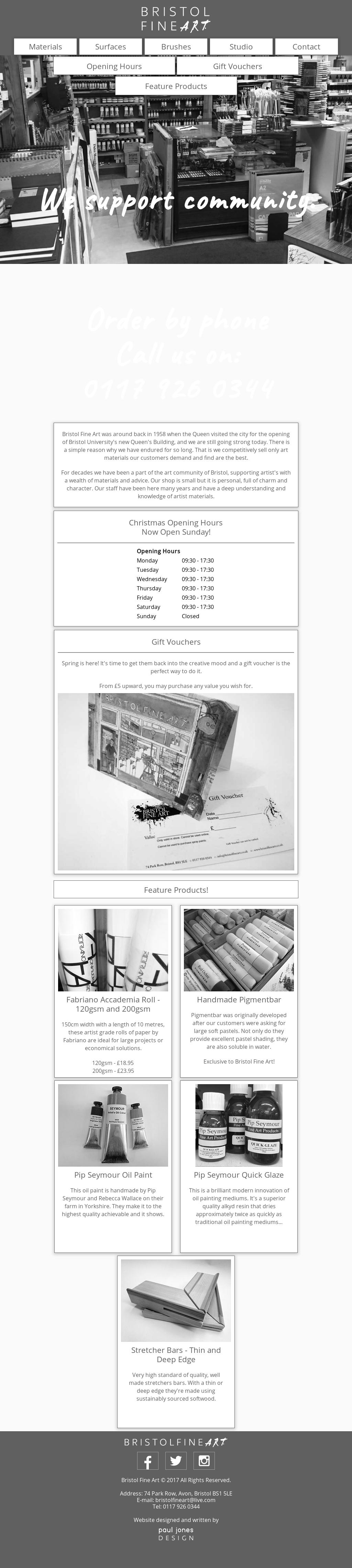 Bristol Fine Art Competitors, Revenue and Employees - Owler