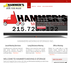 Hammer S Moving Storage Compeors Revenue And Employees Owler Company Profile