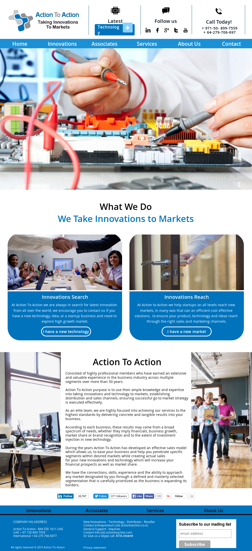 Actiontoaction Competitors, Revenue and Employees - Owler Company