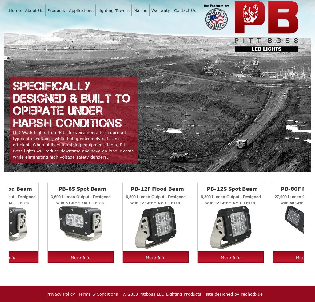 Pittboss Led Lighting Products Competitors, Revenue and Employees