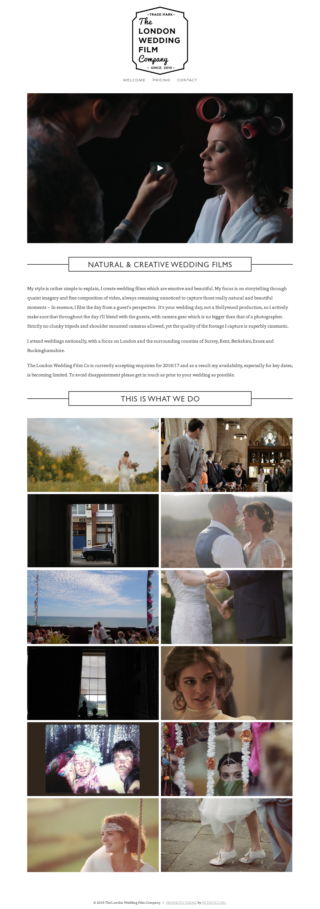 The London Wedding Film Company Compeors Revenue And Employees Owler Profile