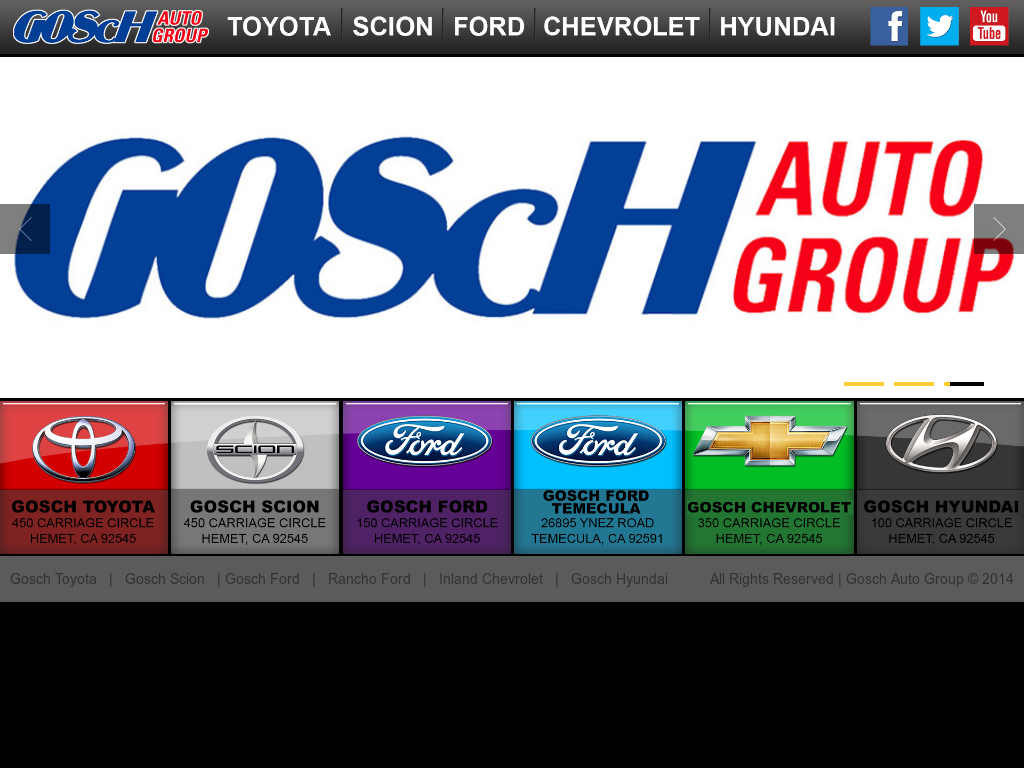Goschauto Competitors Revenue And Employees Owler Company