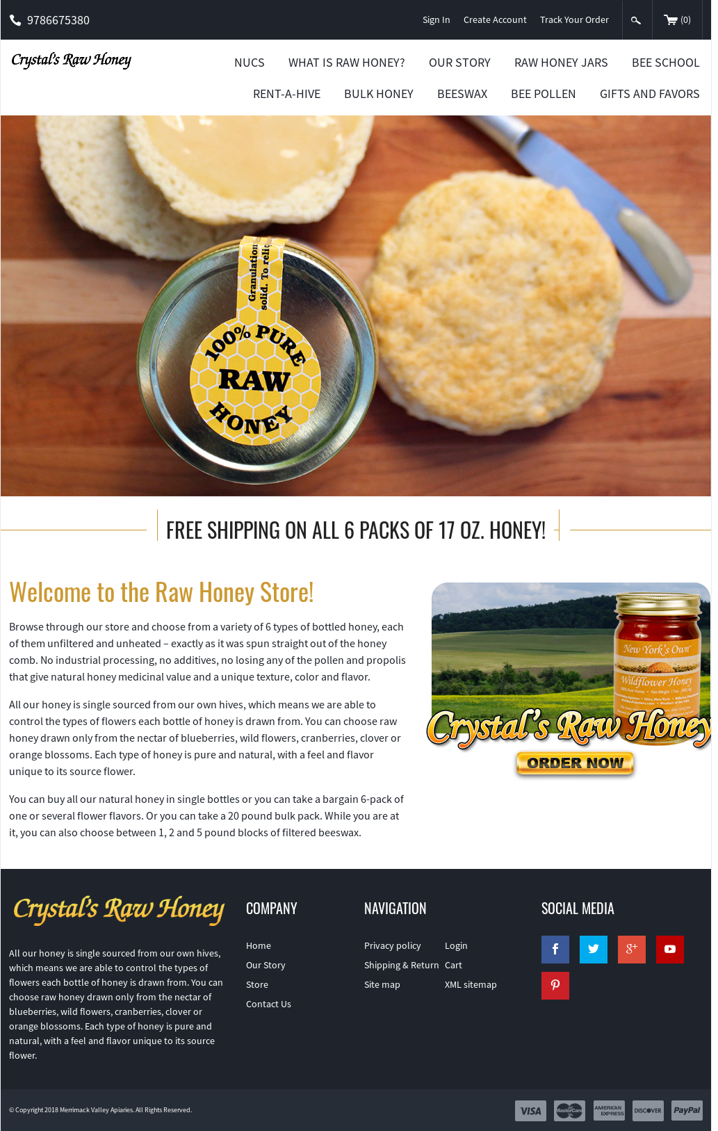 Crystal's Raw Honey Competitors, Revenue and Employees