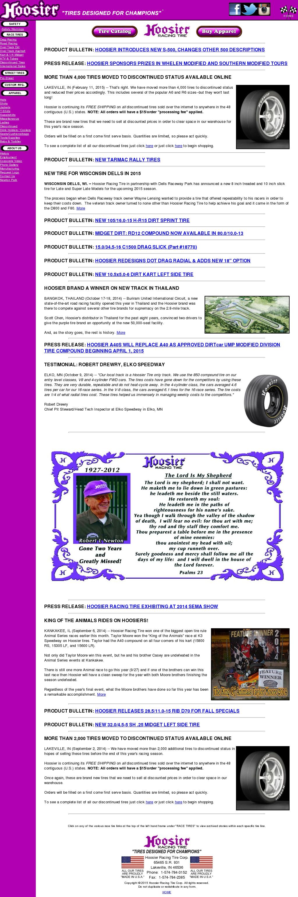 Hoosier Racing Tire Compound Chart Wwwtopsimagescom