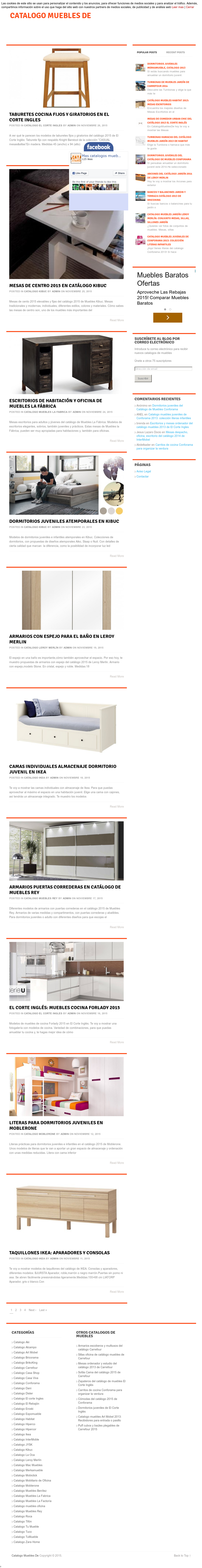 Mas Catalogos Muebles Competitors, Revenue and Employees ...