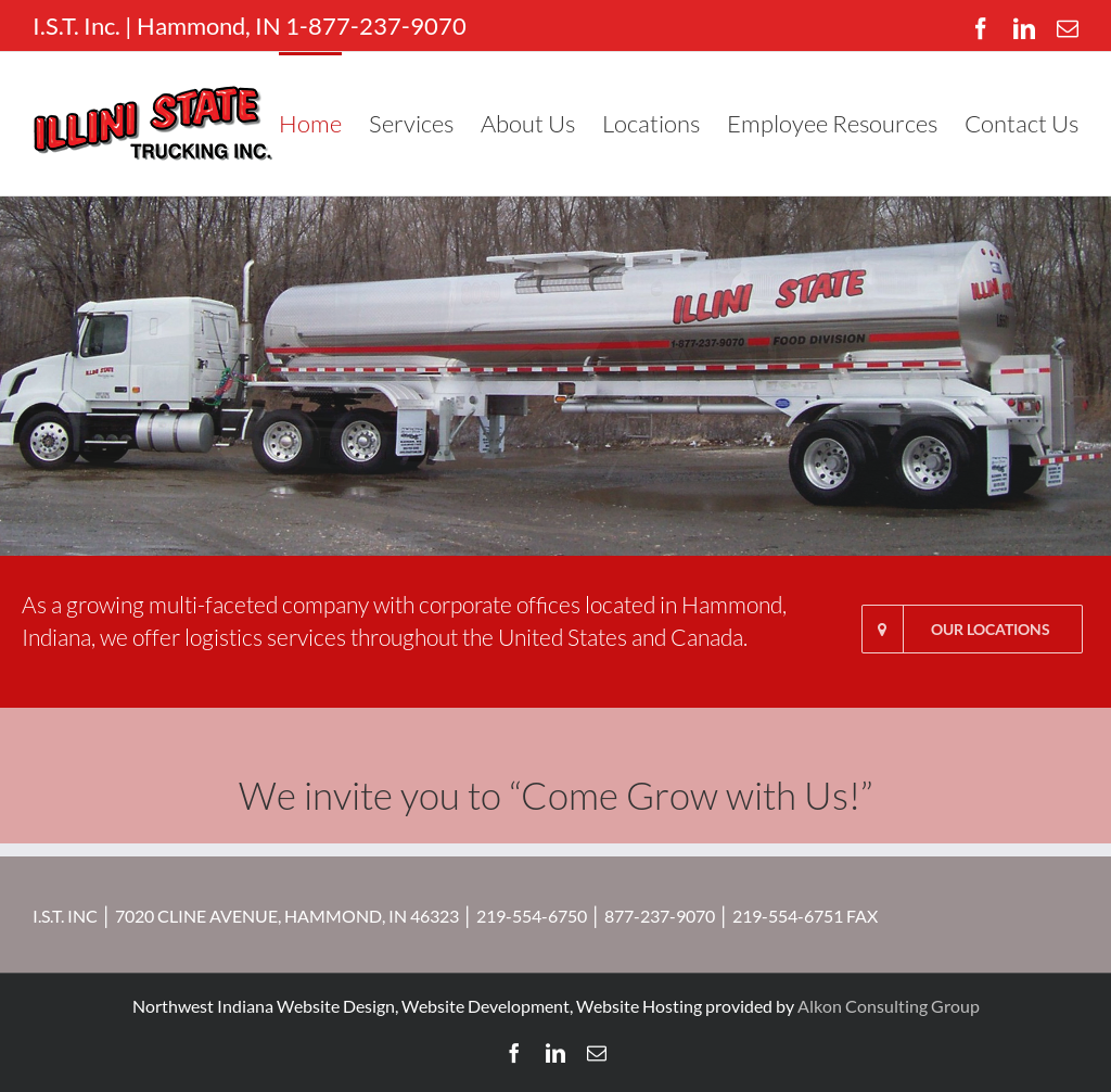 Illini State Trucking Competitors, Revenue and Employees