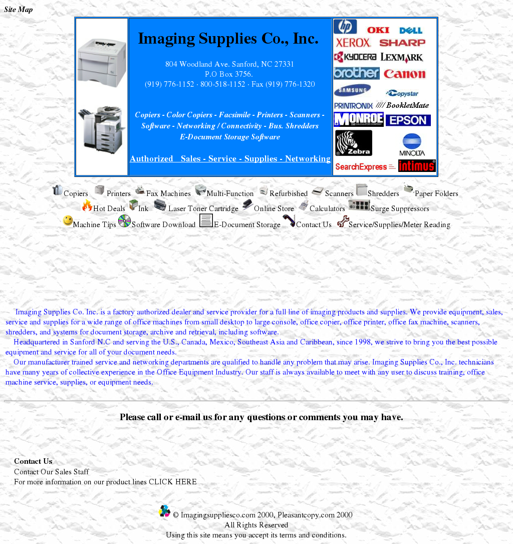 Imagingsuppliesco Competitors, Revenue and Employees - Owler