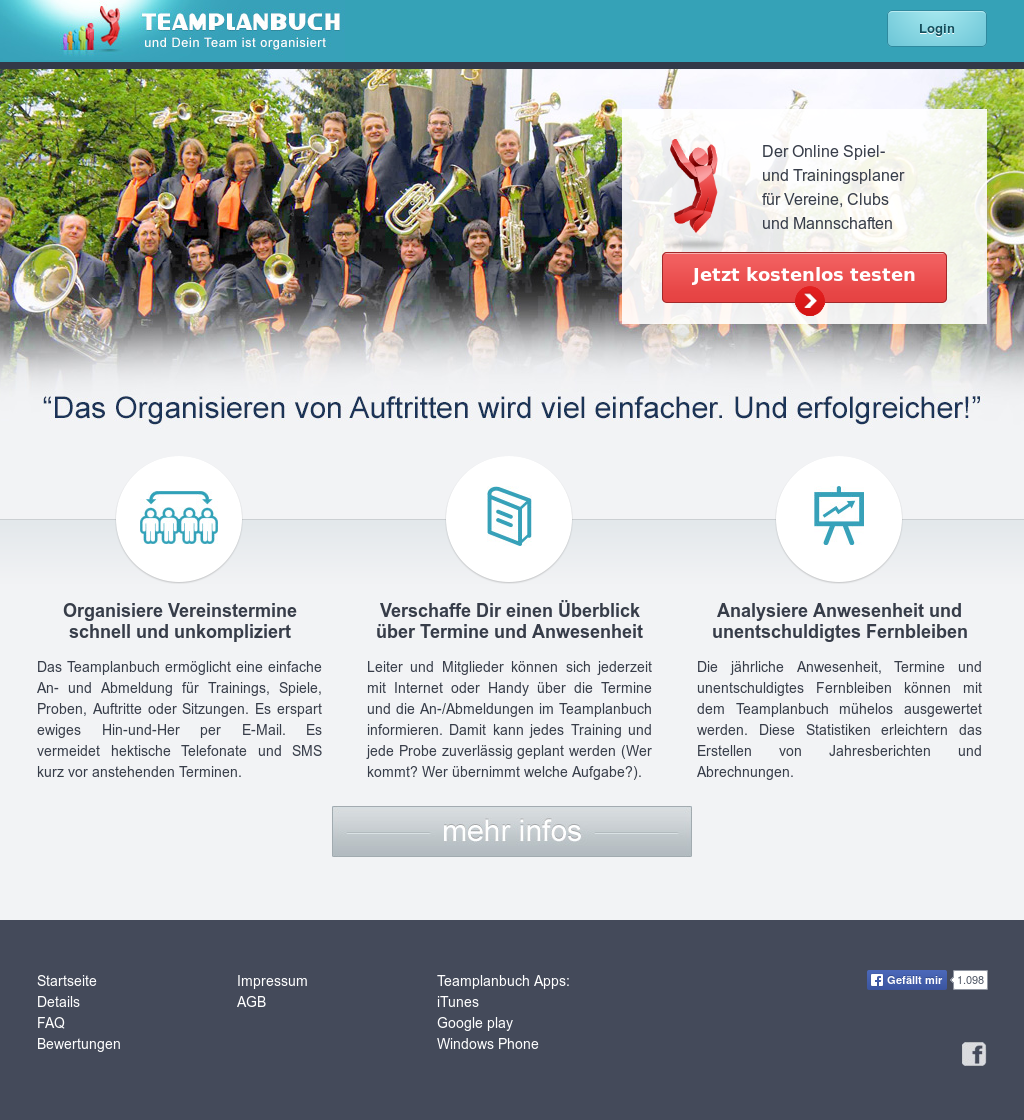 teamplanbuch