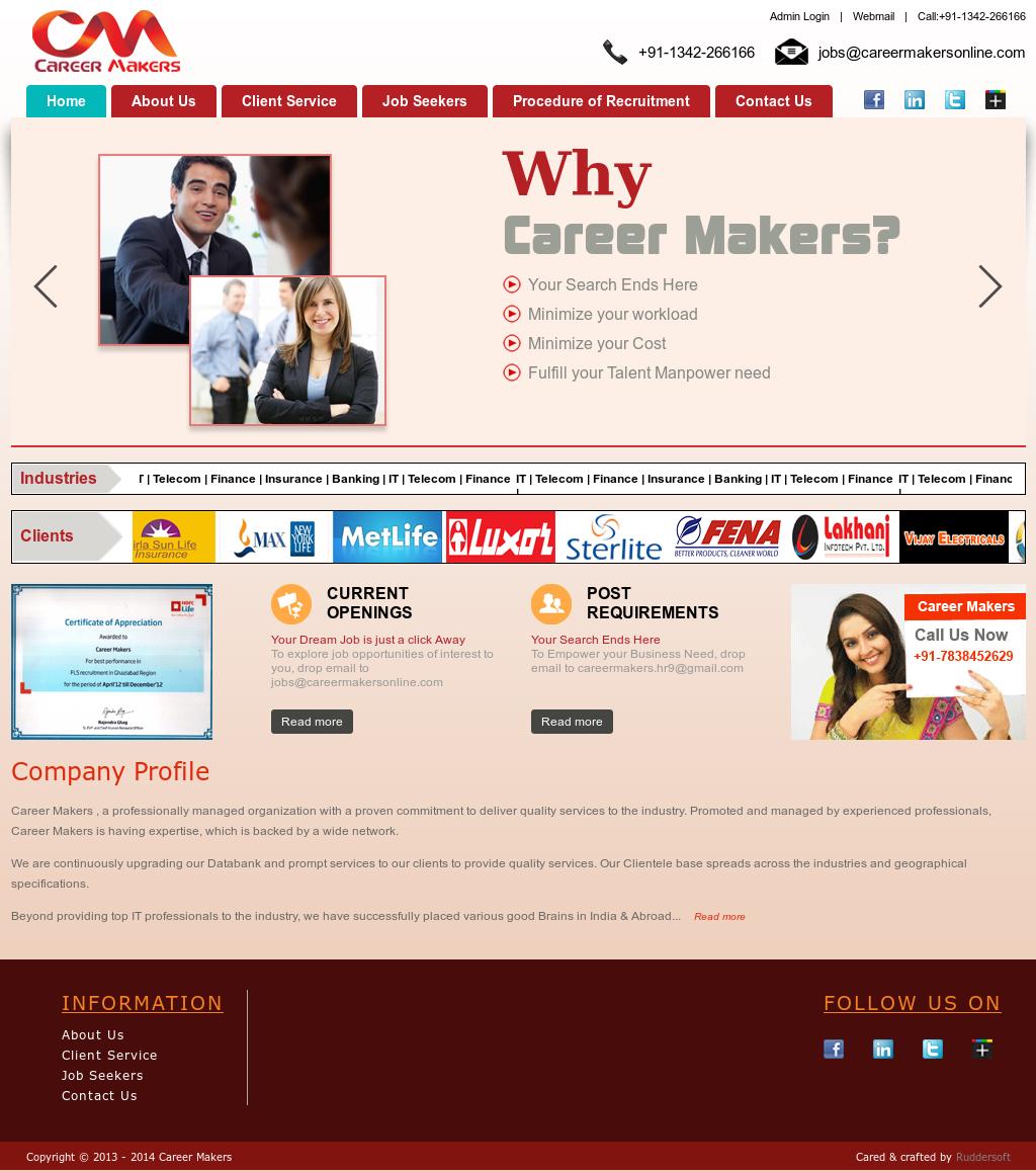 Careermakers online dating
