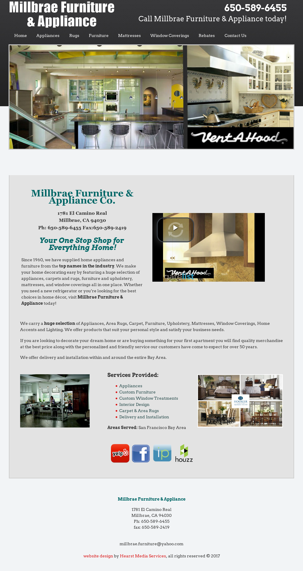 Millbrae Furniture Liance Compeors Revenue And Employees Owler Company Profile