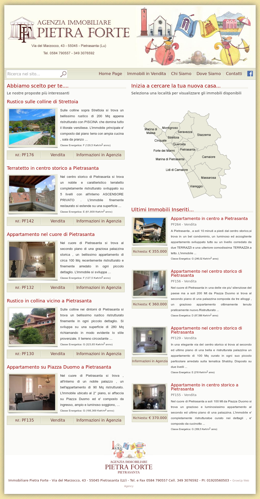 Pietraforte Agenzia Immobiliare Competitors Revenue And