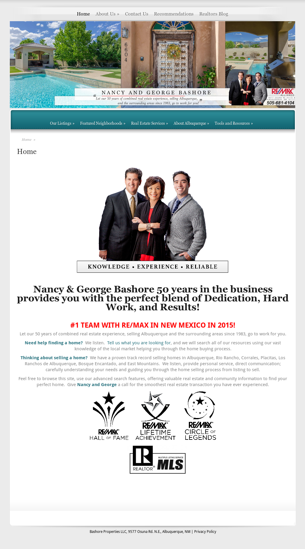 Nancy George Bashore Competitors Revenue And Employees