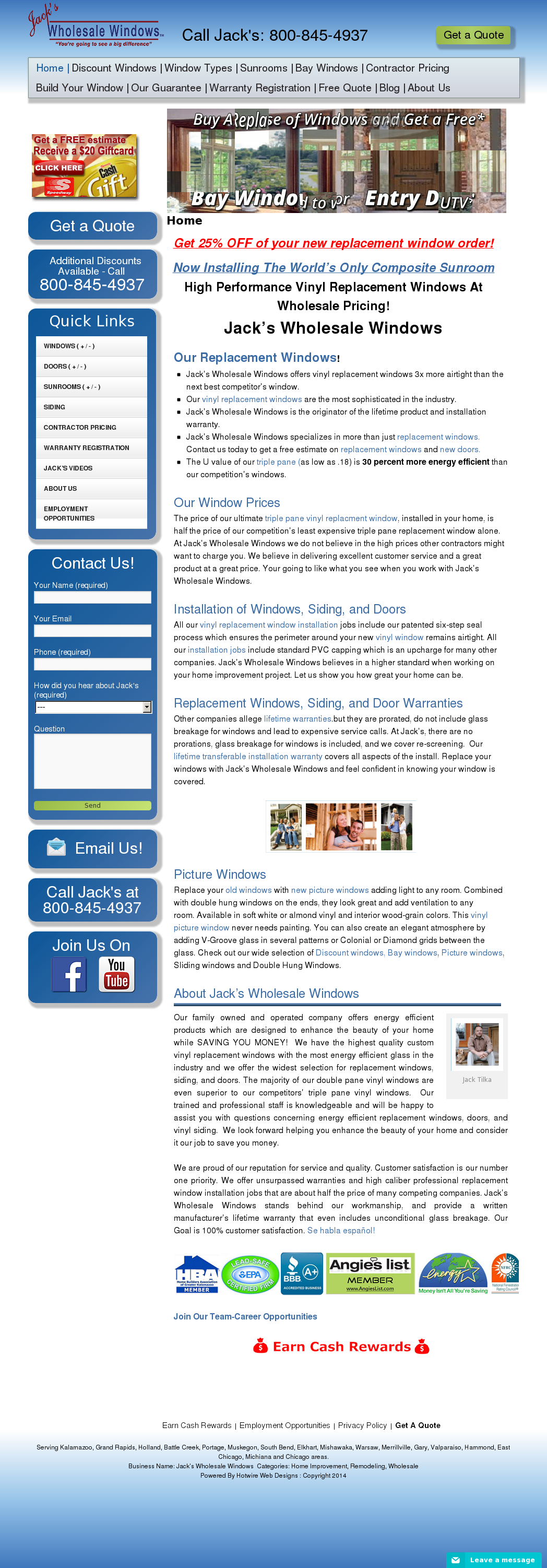 jack s wholesale windows jacks wholesale windows competitors revenue and employees owler company profile
