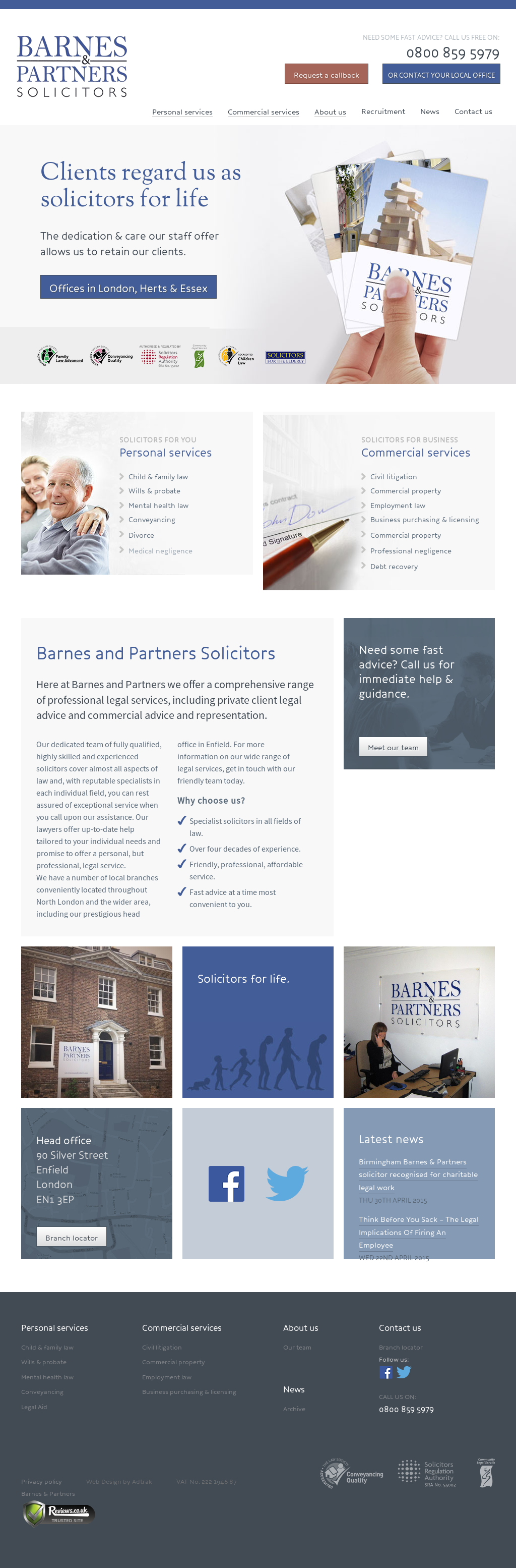 Barnes And Partners Competitors, Revenue and Employees - Owler