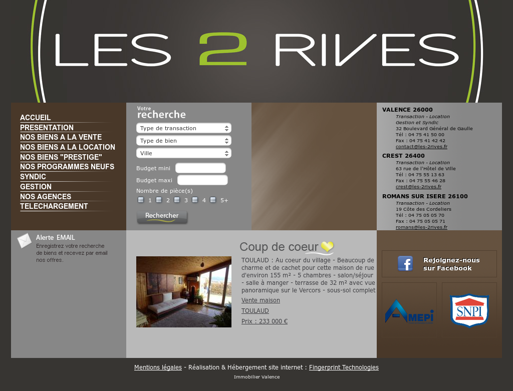 Les 2rives Competitors Revenue And Employees Owler Company Profile