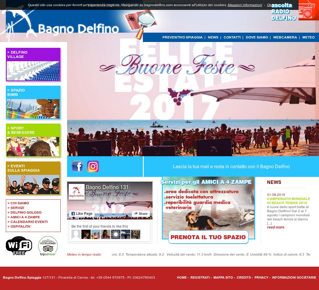 Bagno Delfino 131 Competitors, Revenue and Employees - Owler Company ...