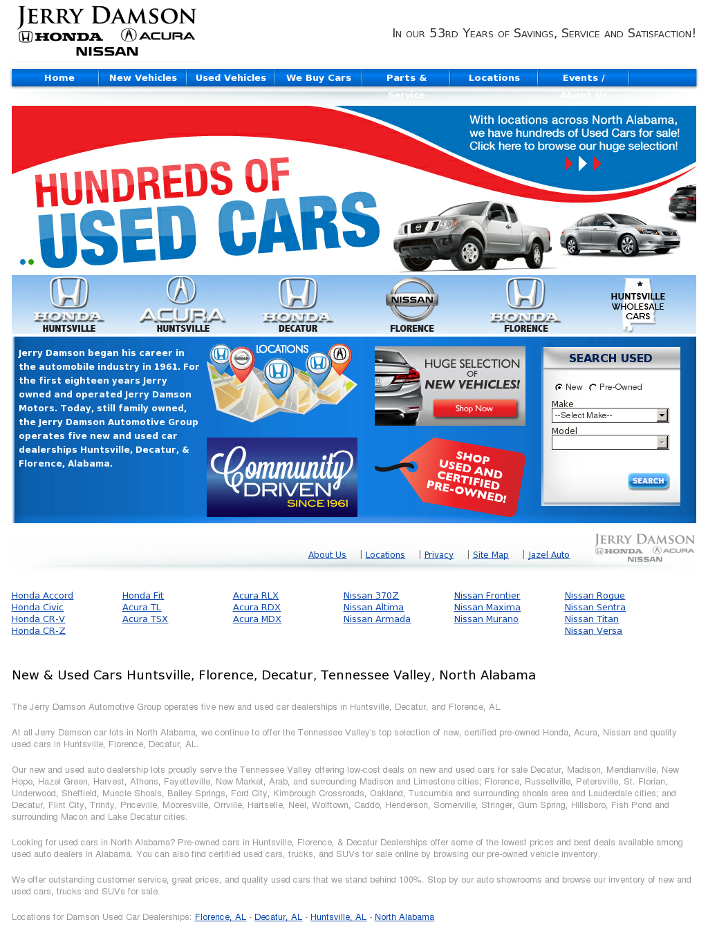 Jerry Damson Automotive Competitors, Revenue And Employees   Owler Company  Profile