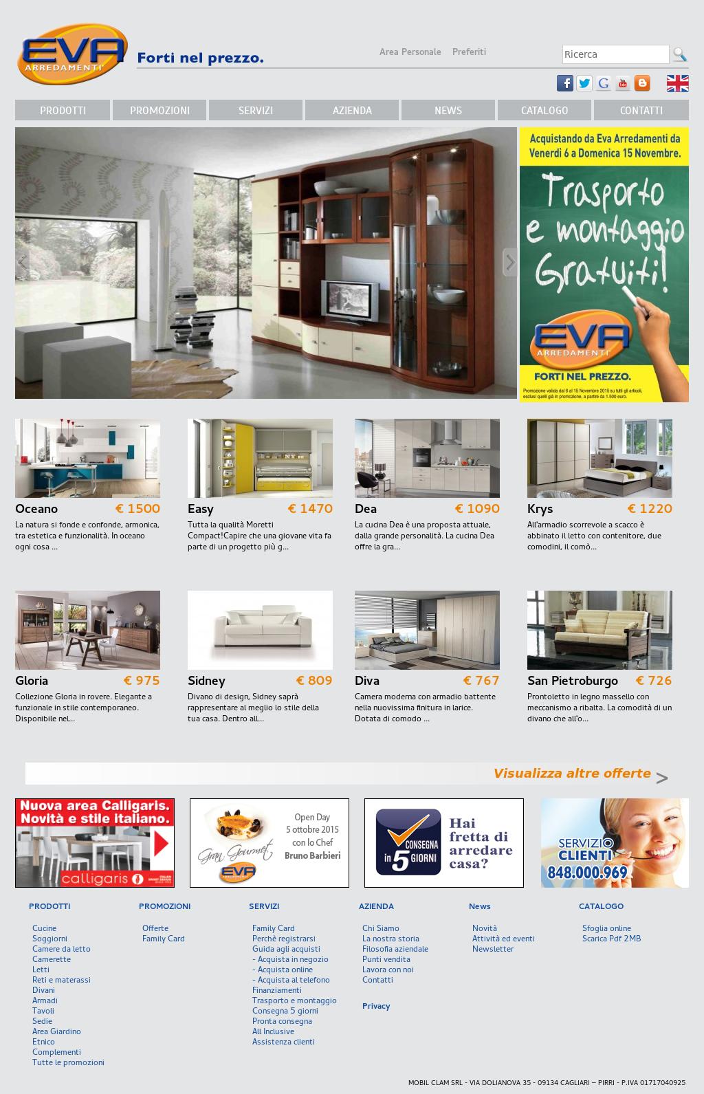Eva Arredamenti Competitors, Revenue and Employees - Owler Company ...