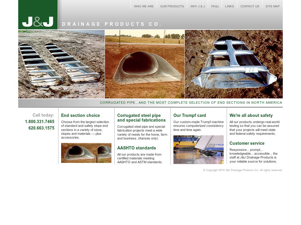 J&J Drainage Products Competitors, Revenue and Employees