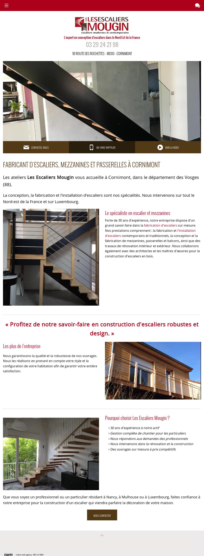 Les Escaliers Mougin Competitors Revenue And Employees