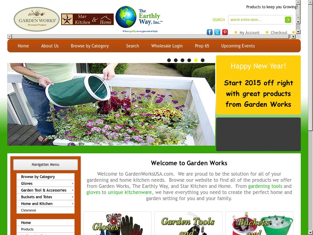 Garden Works Usa