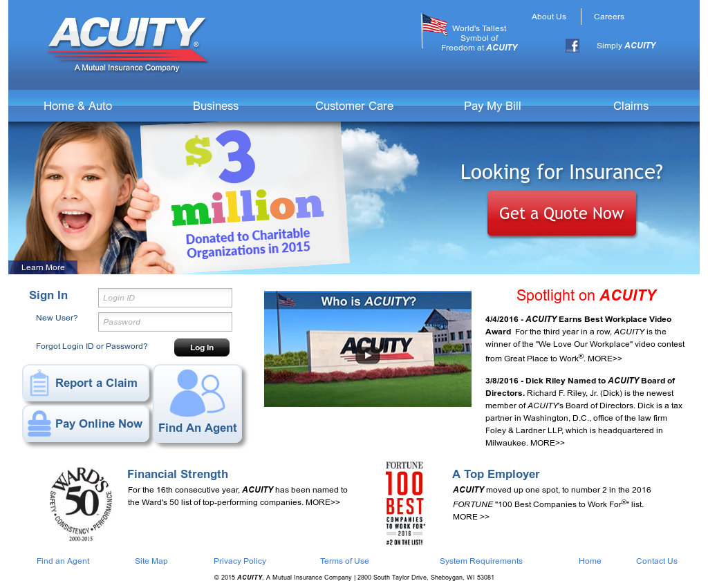 Acuity Competitors, Revenue and Employees - Owler Company Profile