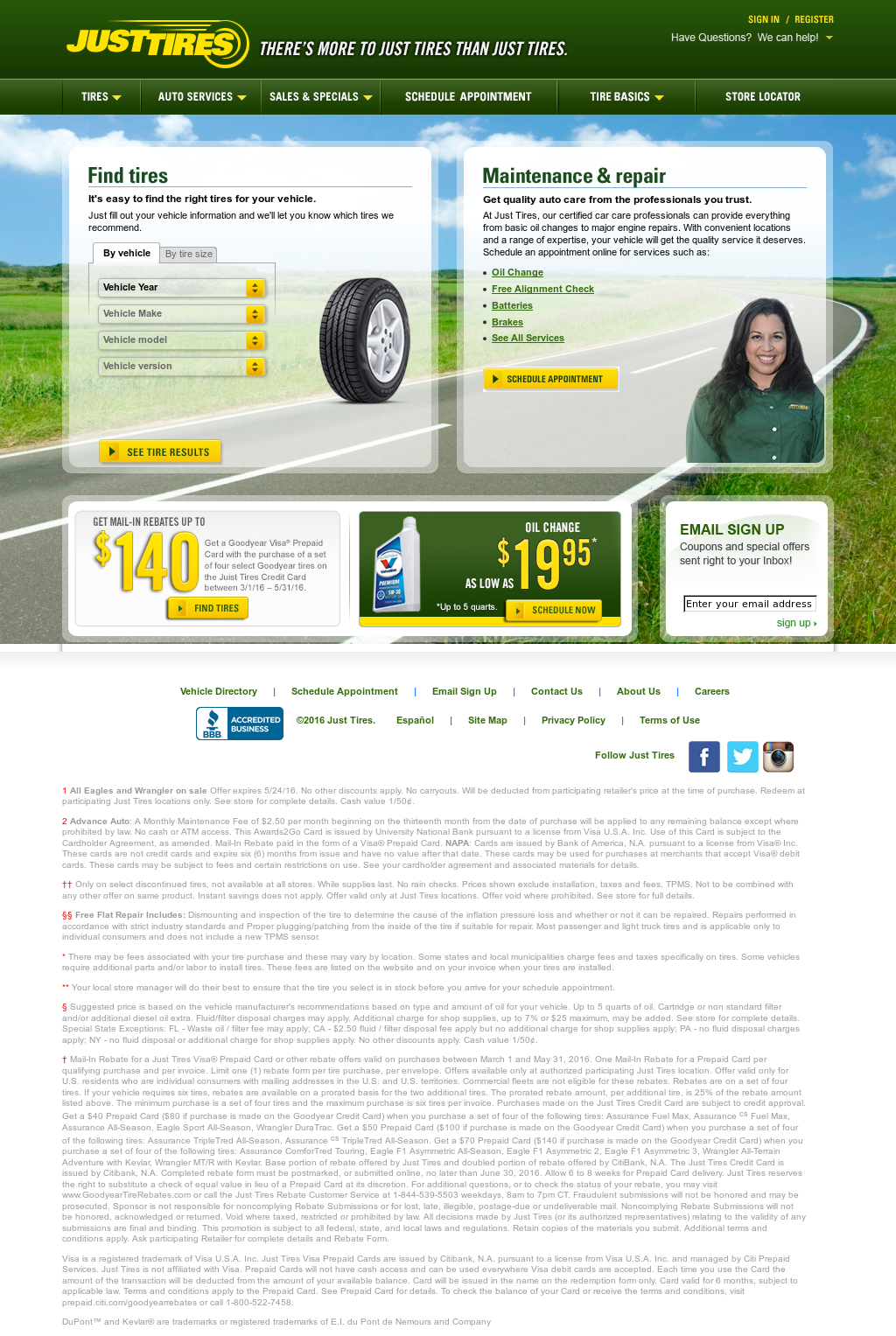 Just Tires Competitors Revenue And Employees Owler Company Profile