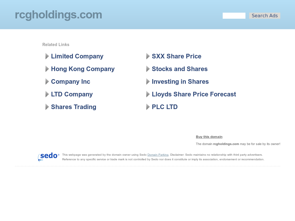 Rcgholdings Competitors, Revenue and Employees - Owler