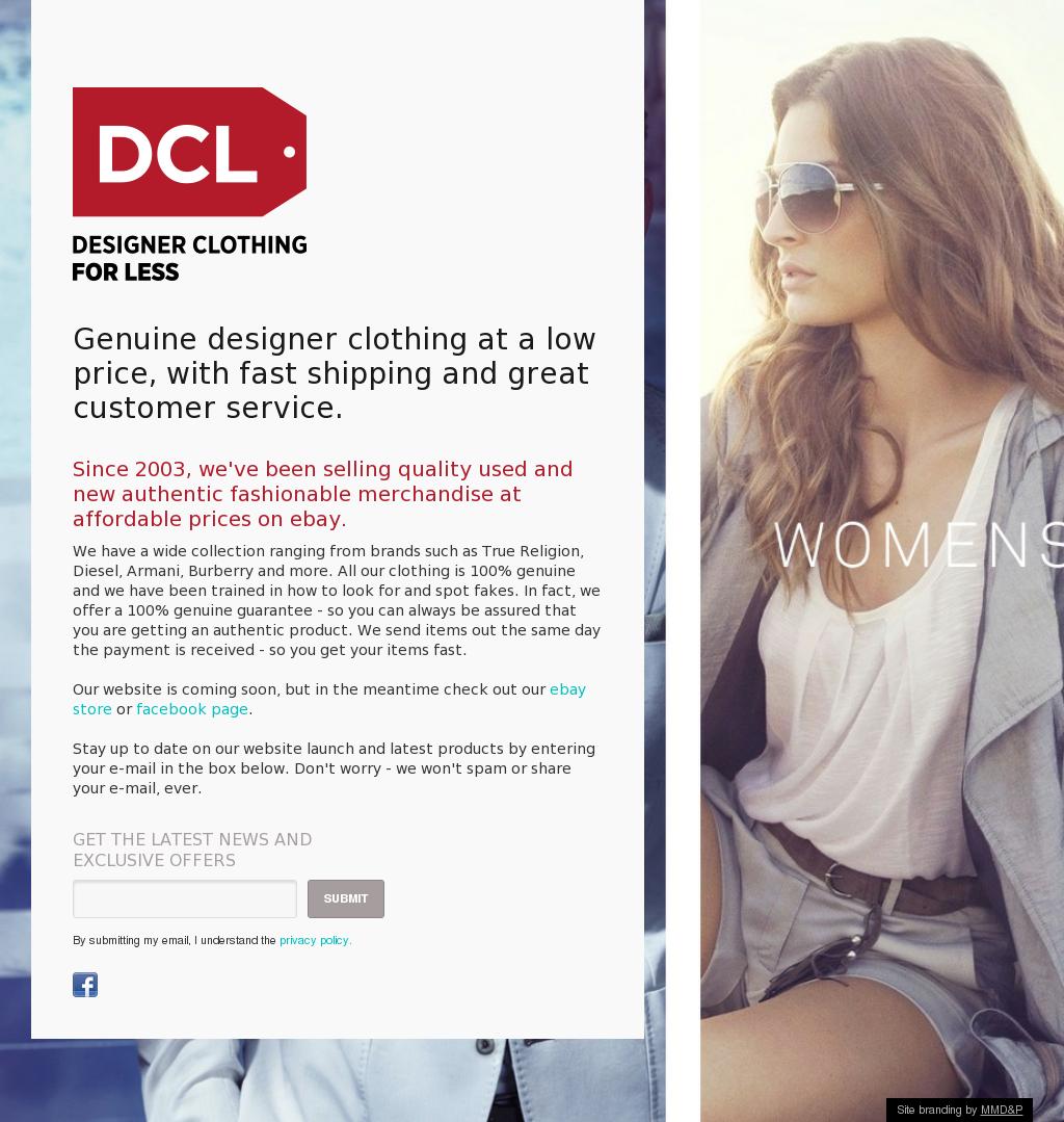 Designer Clothing For Less Websites | Dcl Designer Clothing For Less Competitors Revenue And Employees