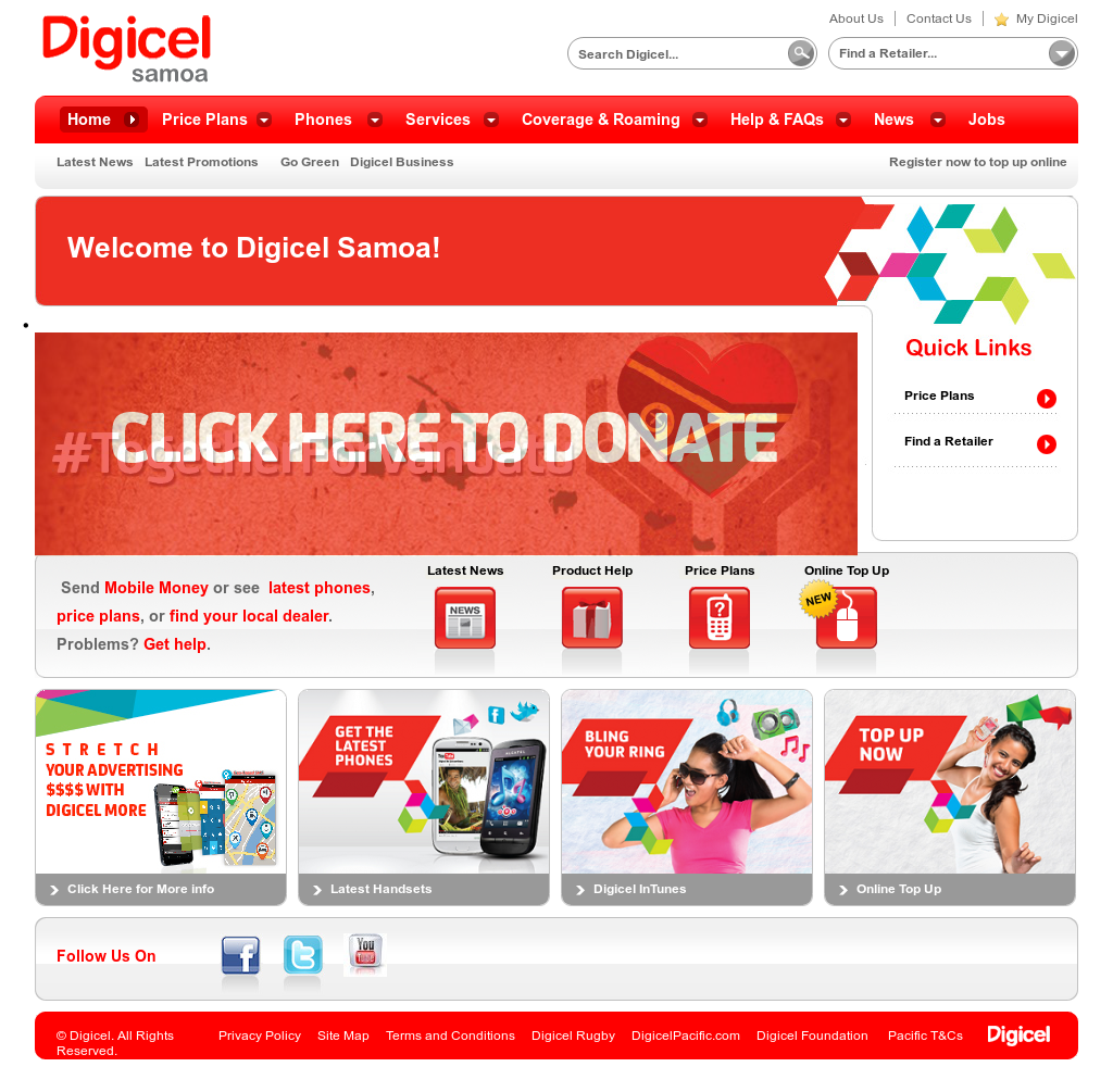 Top Up Digicel