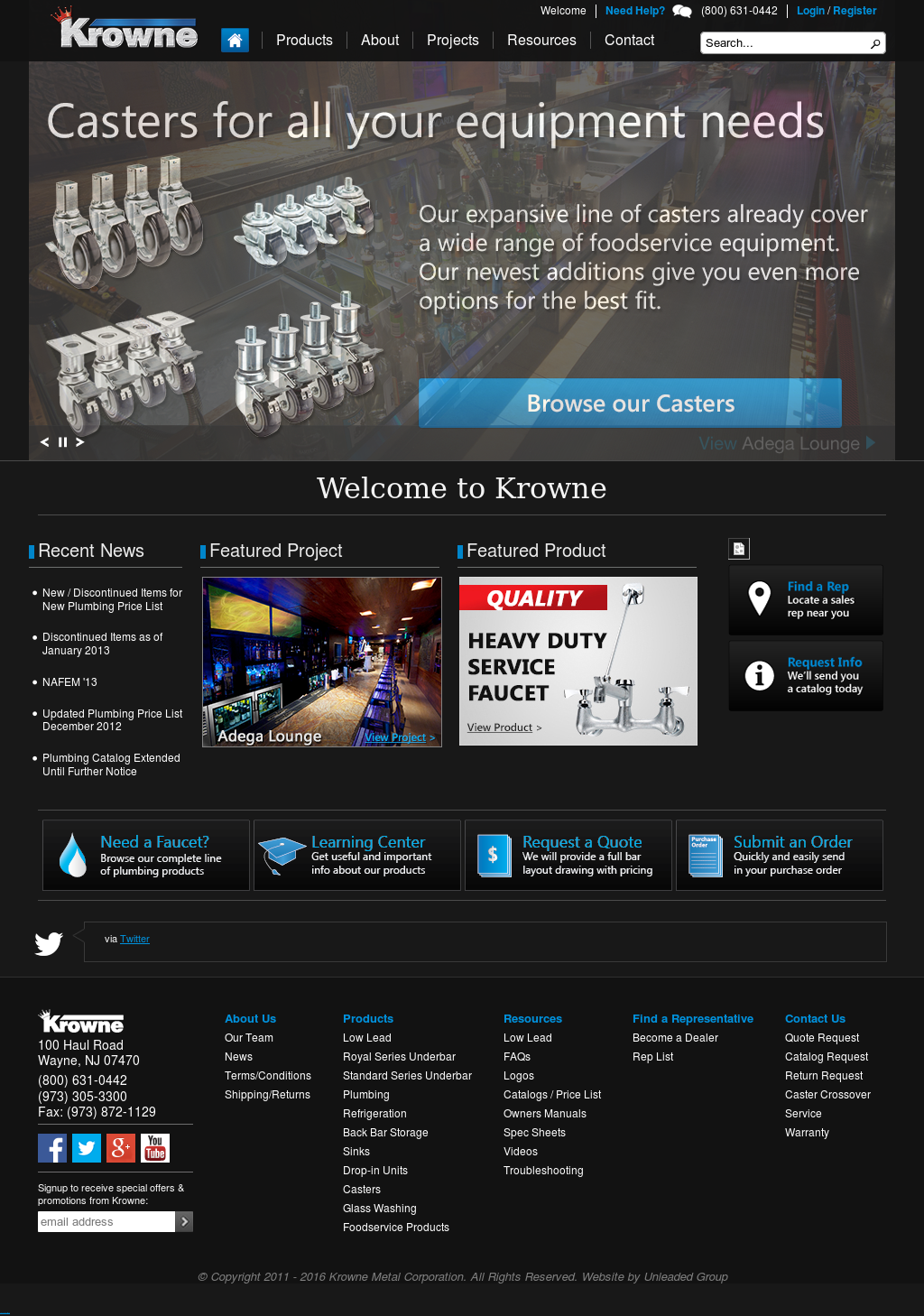 Krowne Metal Competitors, Revenue and Employees - Owler Company Profile