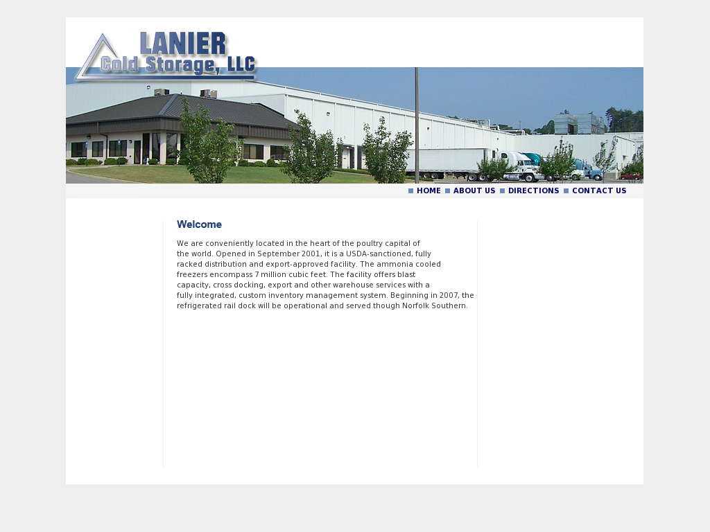Lanier Cold Storage Competitors Revenue and Employees - Owler Company Profile & Lanier Cold Storage Competitors Revenue and Employees - Owler ...