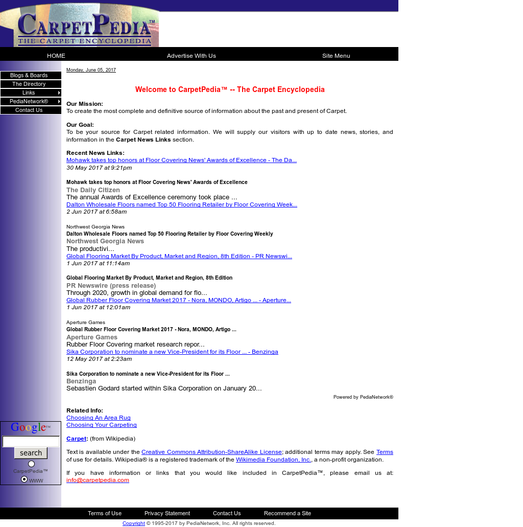 Carpetpedia Competitors Revenue And Employees Owler Company Profile