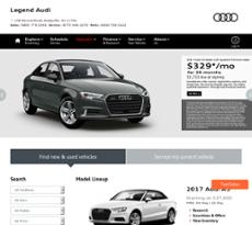 Legend Audi Company Profile Owler