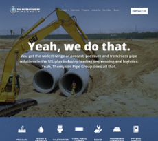 Thompson Pipe Group Competitors, Revenue and Employees