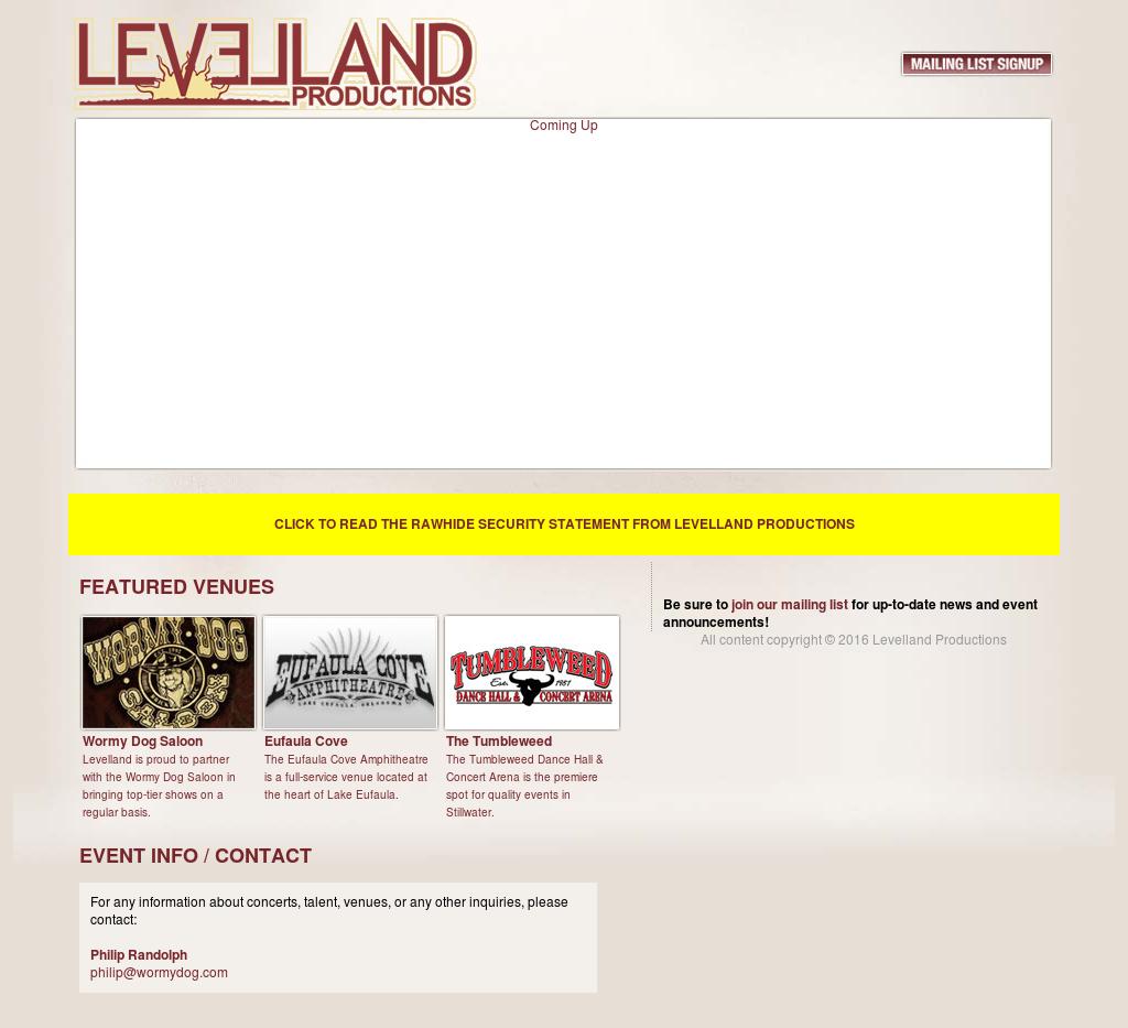 levelland dating základy radiokarbonových datování