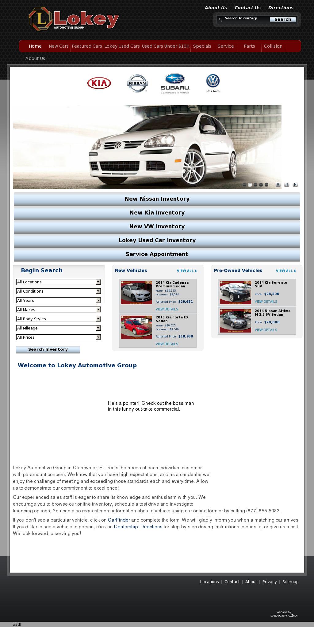 Lokey Automotive Group petitors Revenue and Employees Owler