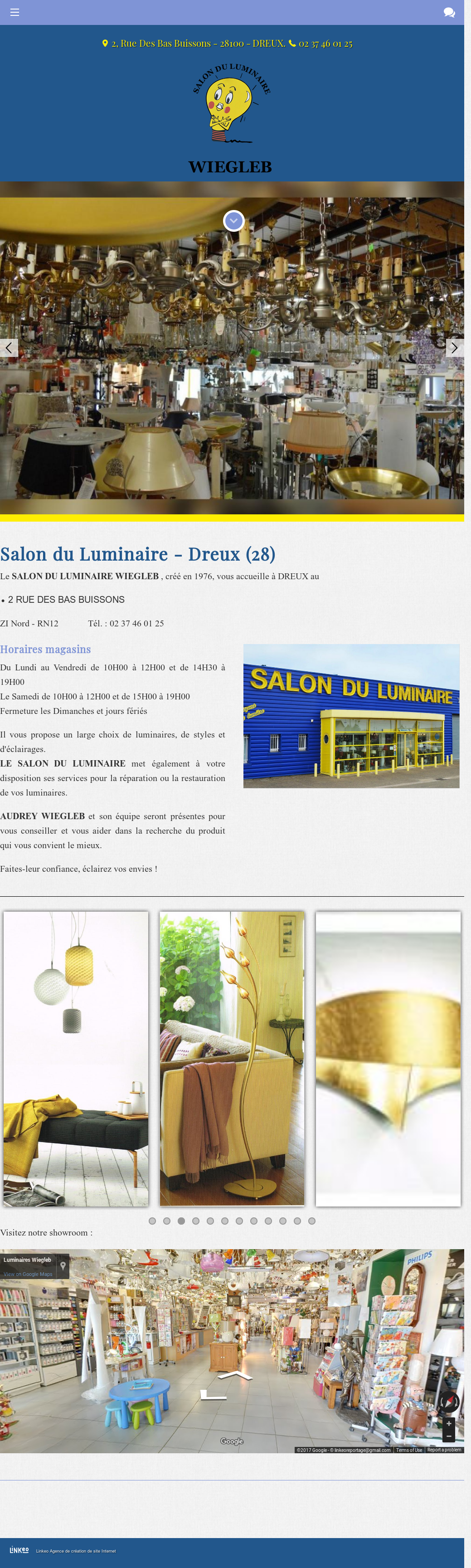 Superieur Salon Du Luminaire Competitors, Revenue And Employees   Owler Company  Profile