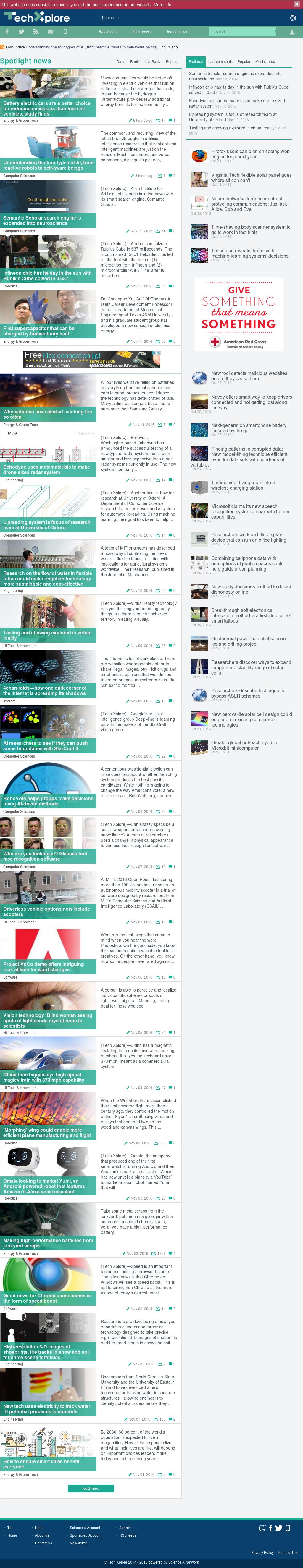Tech Xplore Competitors, Revenue and Employees - Owler Company Profile