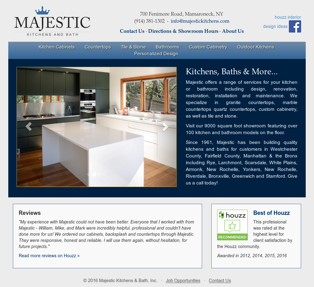 Majestic Kitchens & Bath Competitors, Revenue and Employees ...