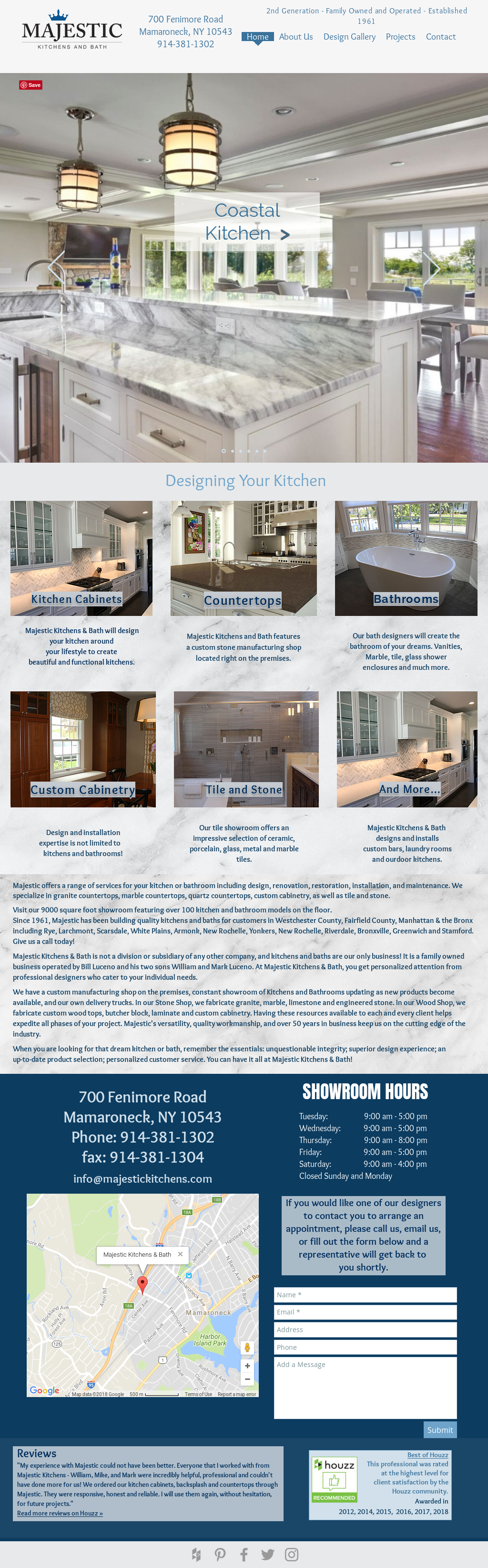 Majestic Kitchens & Bath Competitors, Revenue and Employees - Owler ...