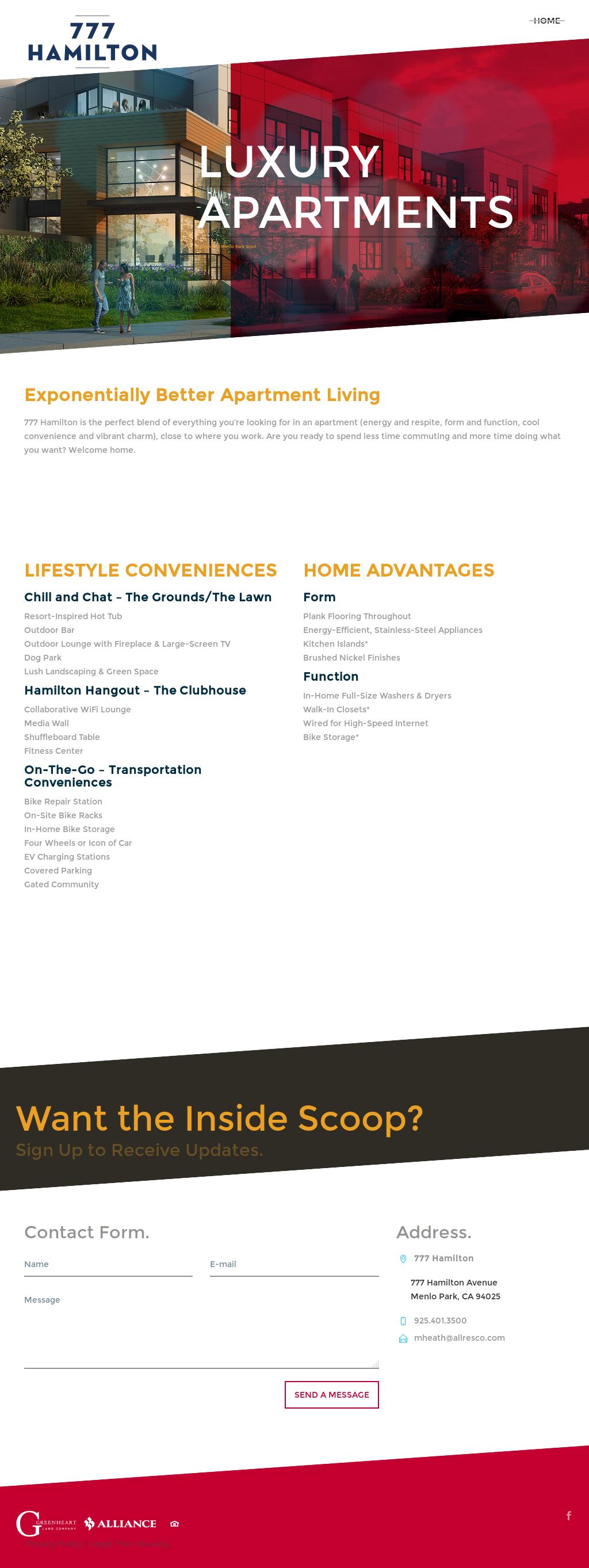 Allresco 777 hamilton apartment homes competitors, revenue and