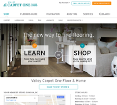 Valley Carpet One Floor And Home Competitors, Revenue and Employees - Owler Company Profile