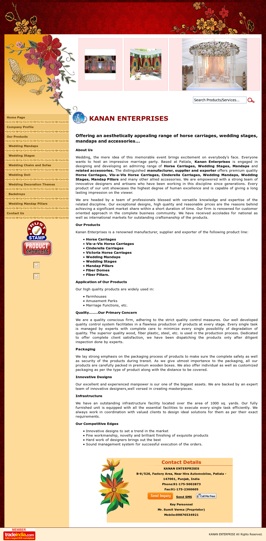 Kanan Enterprise Competitors, Revenue and Employees - Owler Company
