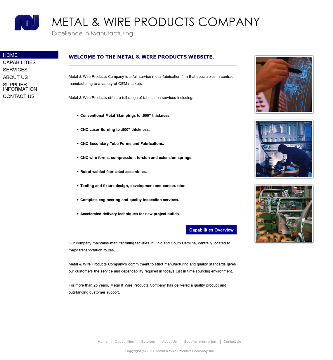 Metal & Wire Products Competitors, Revenue and Employees - Owler ...