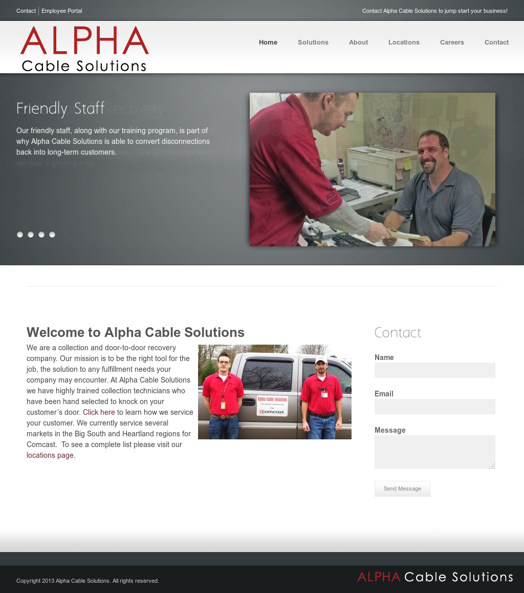 Alpha Cable Solutions Competitors, Revenue and Employees - Owler